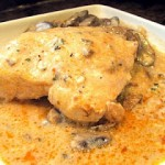 Slow Cooker Angel chicken