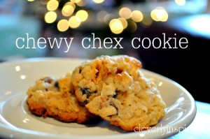Chewy Chex Cookie