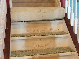 Phase 1– operation stairs makeover