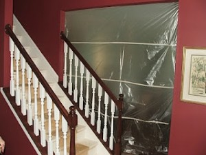 Phase 2–Operation stairs makeover