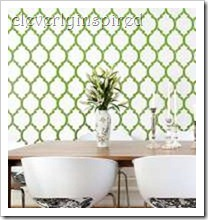 Wallpaper-stencil-pattern-moroccan