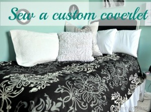 Sew a custom Coverlet