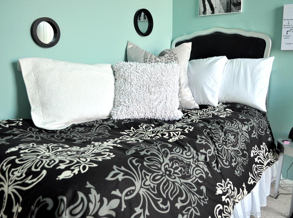 Black And White Teen Bedroom Part - 41: DSC_0013
