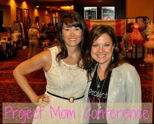Speaking at Project Mom Conference