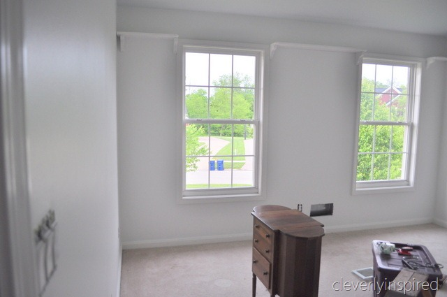How to prep damaged walls for paint cleverly inspired for Gloss paint for trim