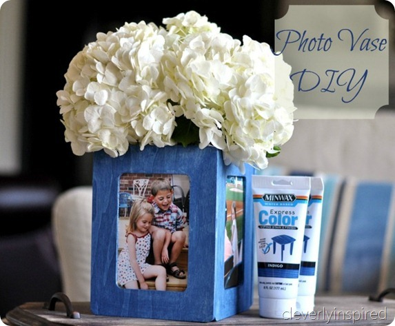 photo vase