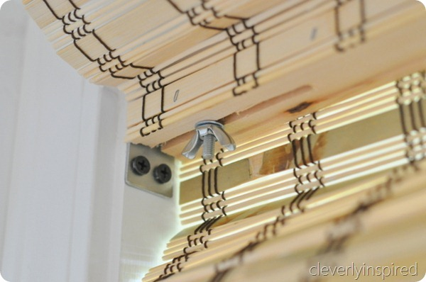 Bamboo blinds (6)