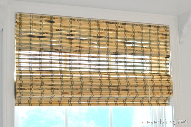 How to install Bamboo Blinds Cleverly Inspired