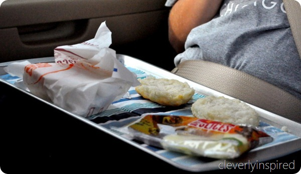 diy car snack tray (10)