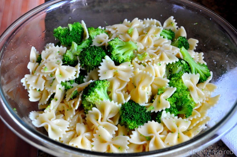Chicken Pasta Salad Recipe Cleverly Inspired