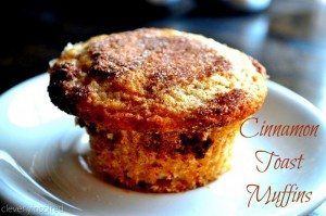 Cinnamon Toast Muffins Recipe (easy)