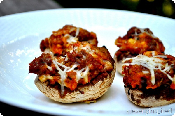grilled stuffed mushroom recipe (7)