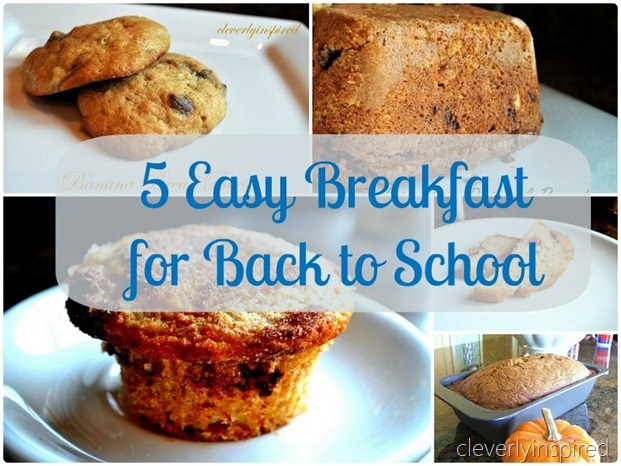 5 easy breakfast breads