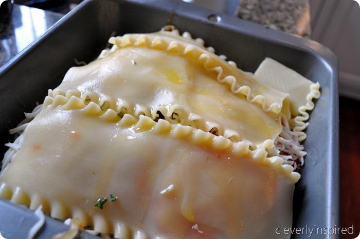 fresh tomato lasagna cleverlyinspired(16)