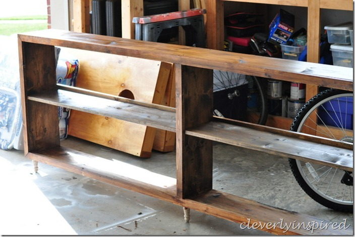DIY sofa table @cleverlyinspired (10)