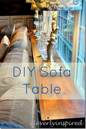 DIY sofa table @cleverlyinspired (11)2