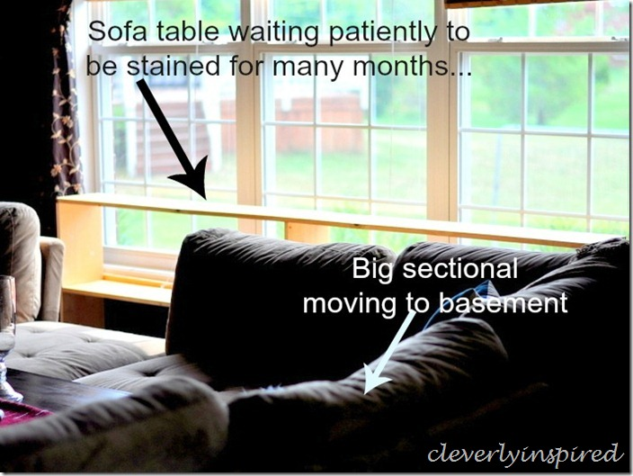 DIY sofa table @cleverlyinspired (1)