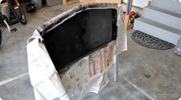 chalkboard headboard @cleverlyinspired (6)