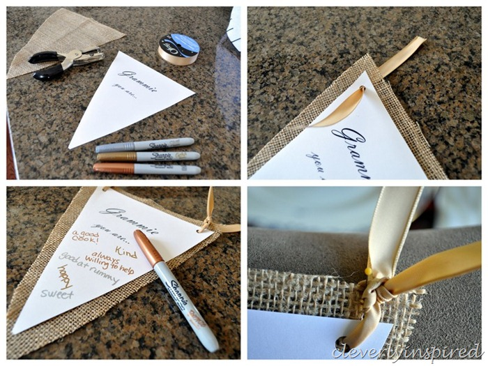 easy thanksgiving craft @cleverlyinspired (1)