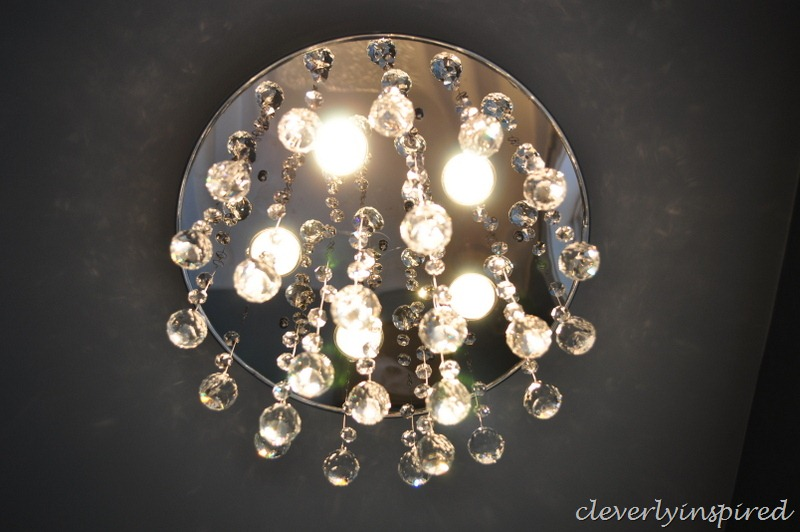 to replace a recessed light with a ceiling light