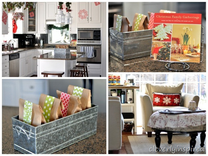 holiday decorating in the kitchen @cleverlyinspired (2)