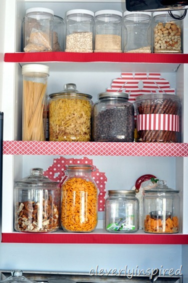 holiday decorating in the kitchen @cleverlyinspired (4)