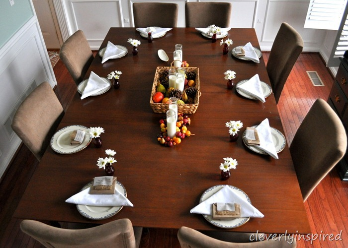 thanksgiving tablescape @cleverlyinspired (2)