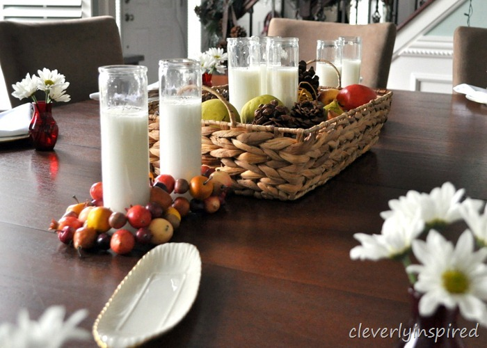 thanksgiving tablescape @cleverlyinspired (3)