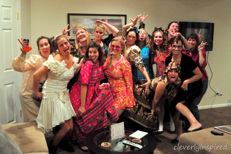 Host An Ugly Dress Party