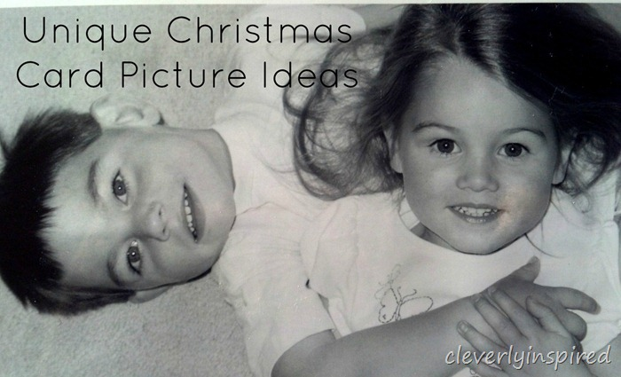 unique christmas card picture ideas