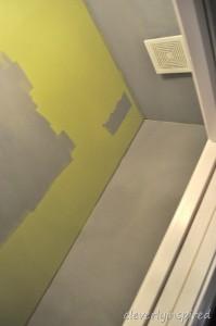 Update the Powder room: Dutch Boy paints