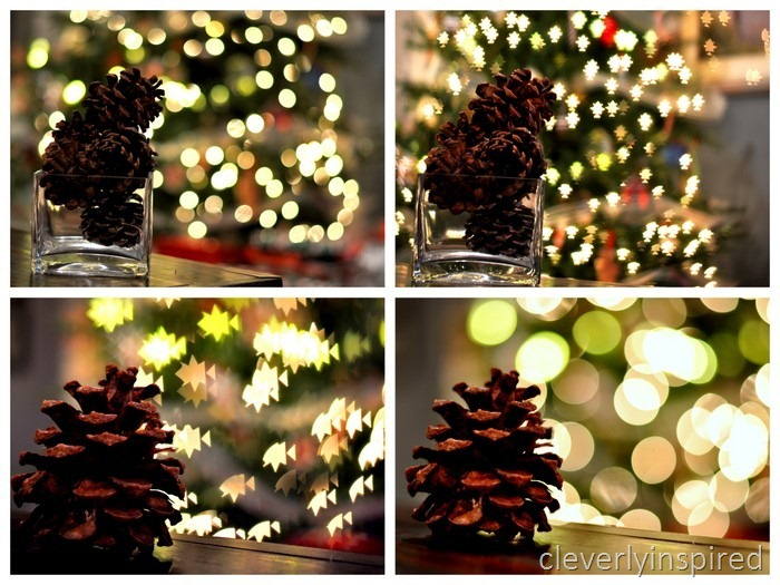 bokeh effect @cleverlyinspired