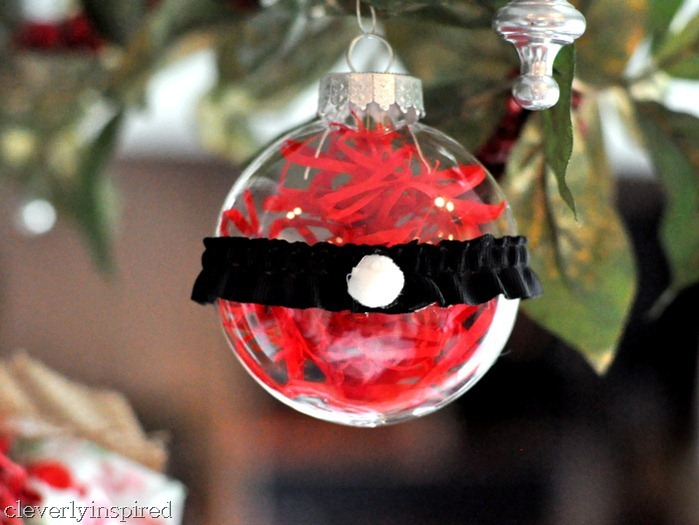 santa ornament @cleverlyinspired (2)