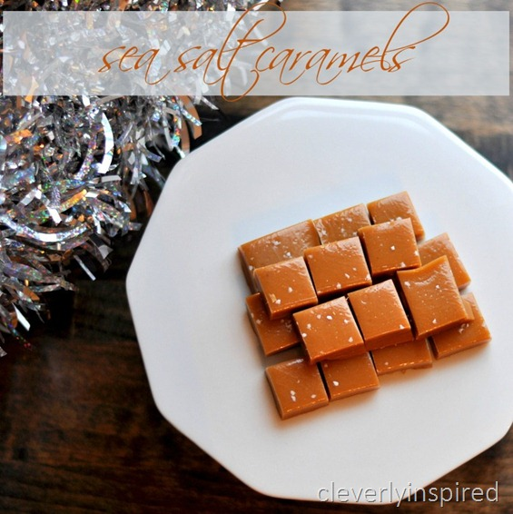 sea salt caramel recipe @cleverlyinspired (1)