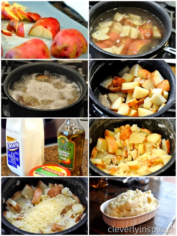 healthy mashed potato recipe @cleverlyinspired (5)