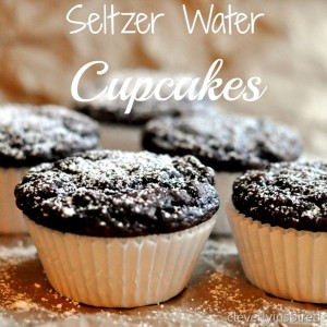 Seltzer Water Cupcake (low fat cupcake recipe)