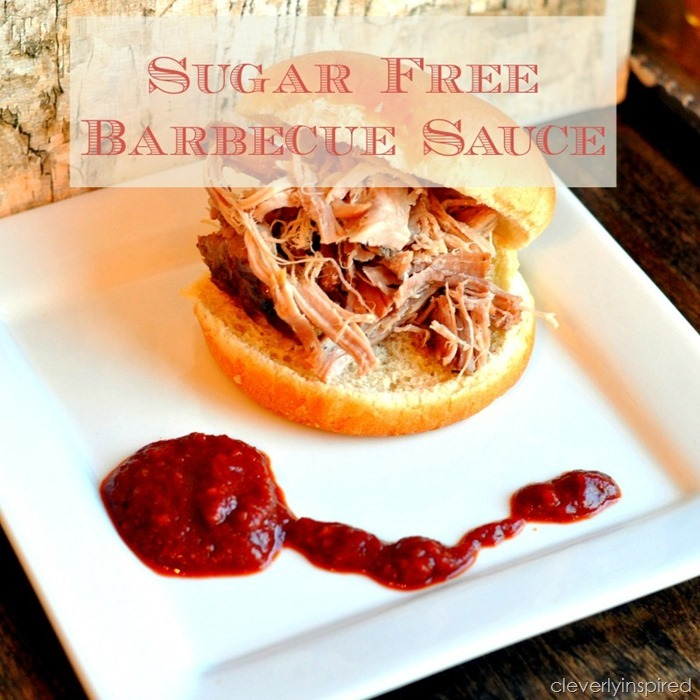 sugar free barbecue sauce @cleverlyinspired (1)