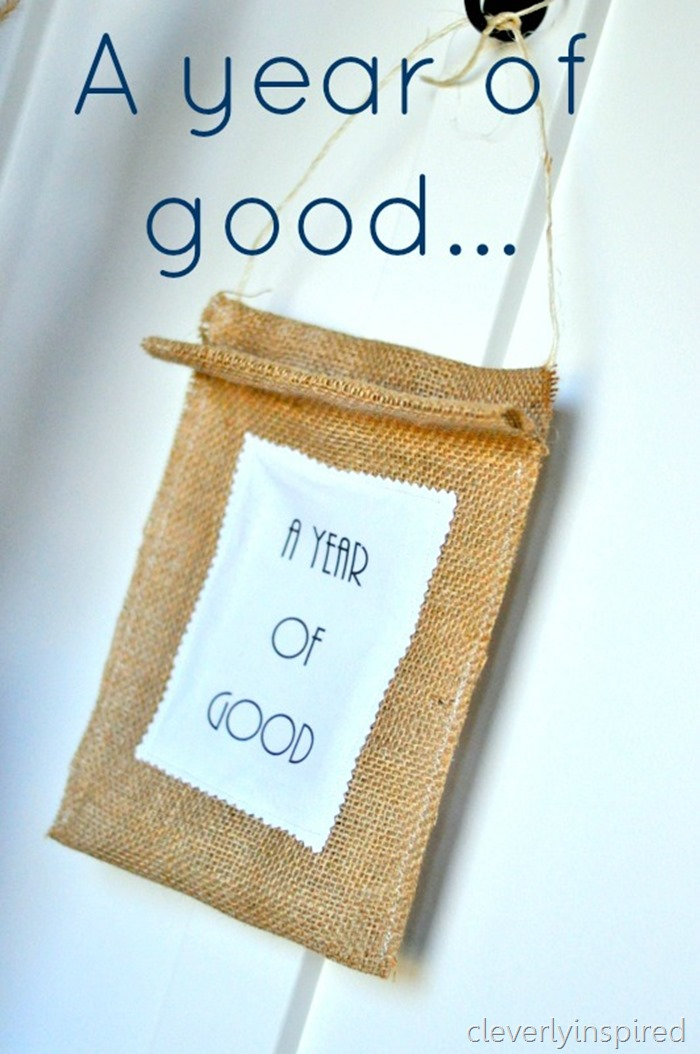 year of good @cleverlyinspired (1)