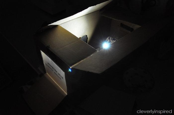 DIY overhead projector @cleverlyinspired (1)