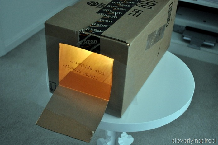 DIY overhead projector @cleverlyinspired (5)