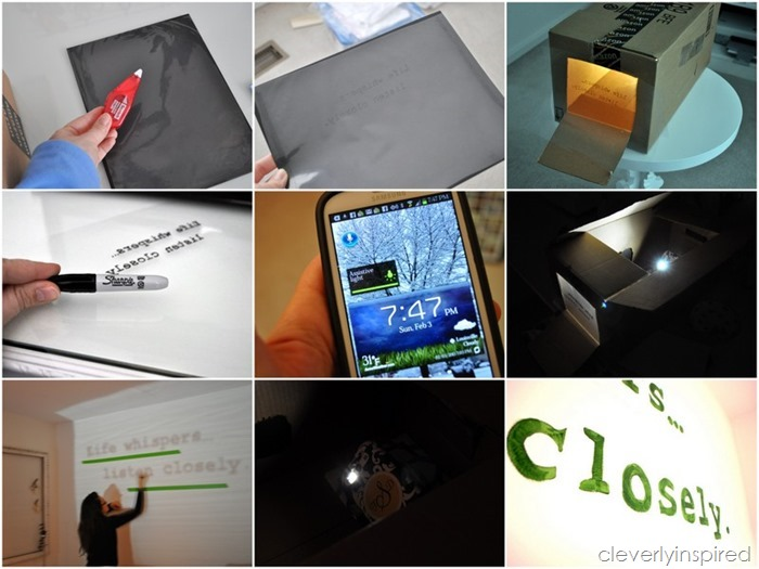 DIY overhead projector @cleverlyinspired (6)