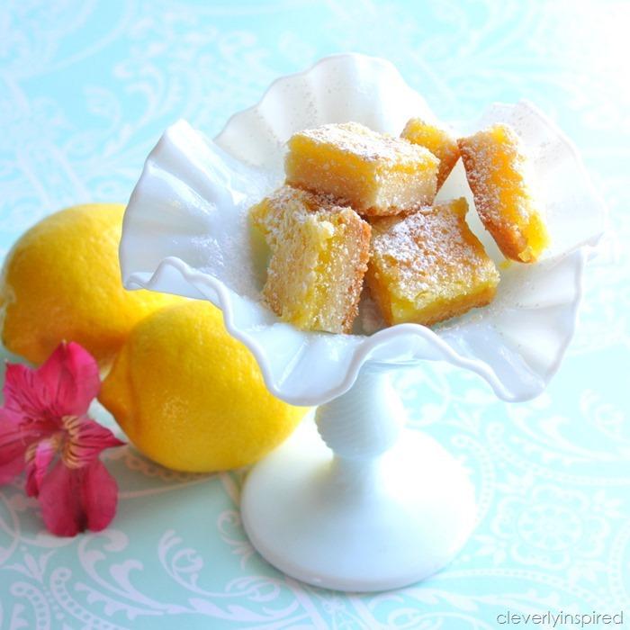 mini lemon bars @cleverlyinspired (11)