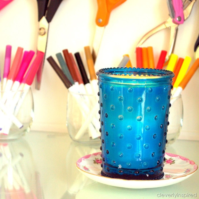 office craft room @cleverlyinspired (11)