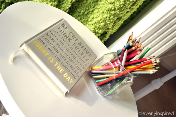 office craft room @cleverlyinspired (1)