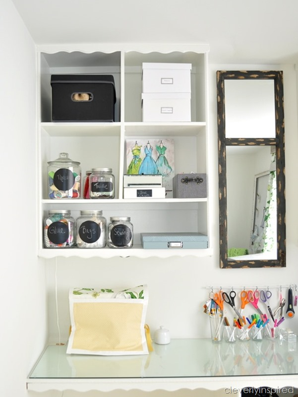 office-craft room @cleverlyinspired (15)