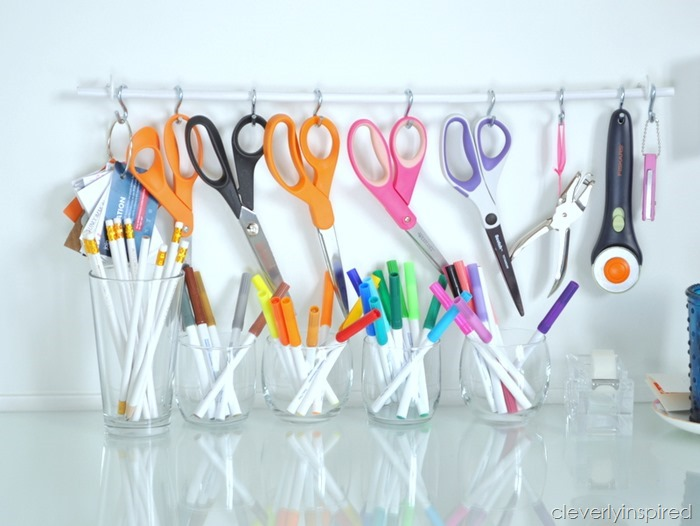 office-craft room @cleverlyinspired (4)