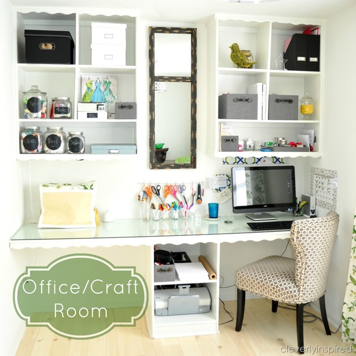 office-craft room @cleverlyinspired (7)