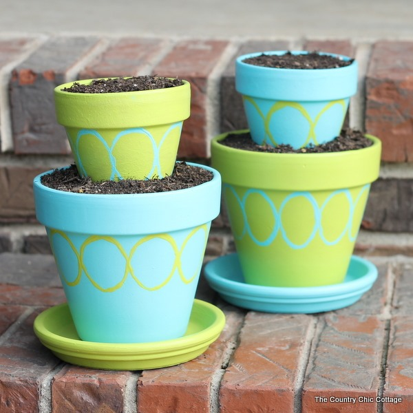 DIY Tiered Planters from The Country Chic Cottage-011