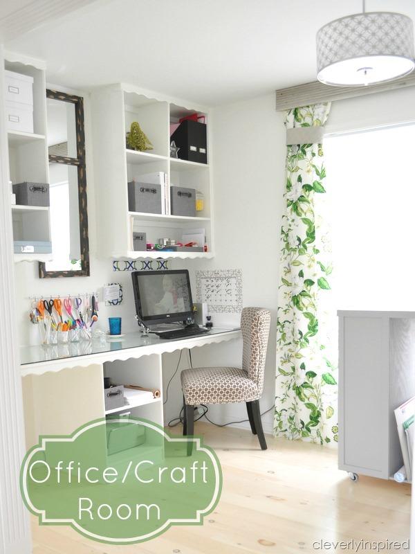 office-craft room @cleverlyinspired (2)cv