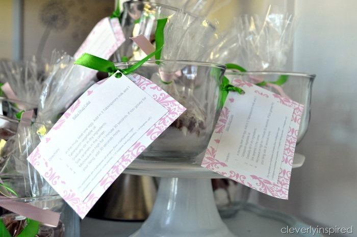 Baby mug cake shower favor @cleverlyinspired (3)